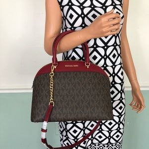 Michael Kors Satchel Crossbody Bag New